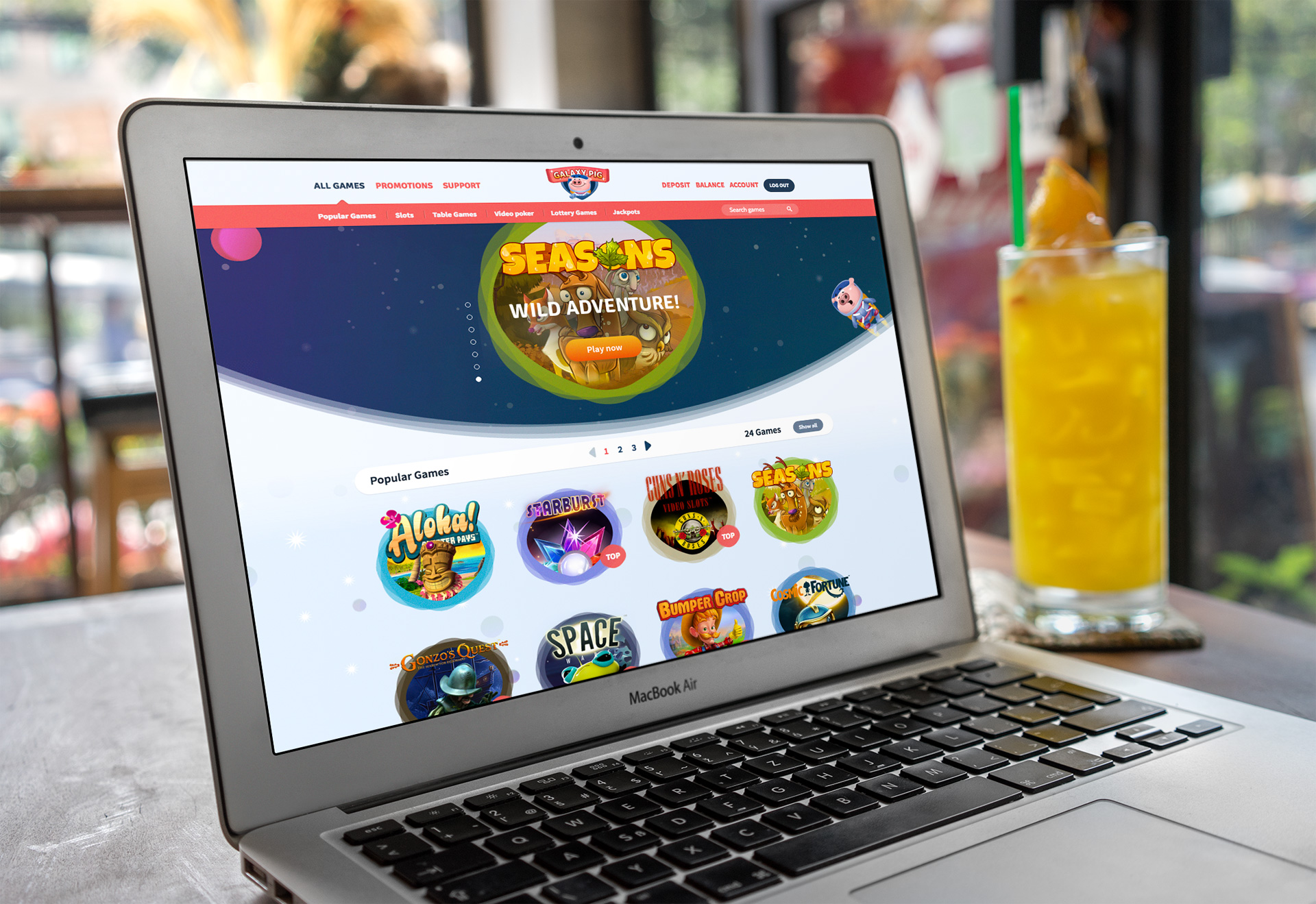 Online casino for mac users